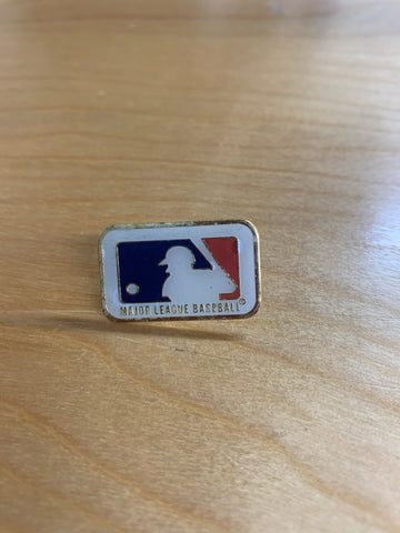Vintage MLB Logo Hat Pin