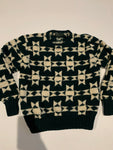 Vintage Polo Ralph Lauren Polo County Wool sweater size medium
