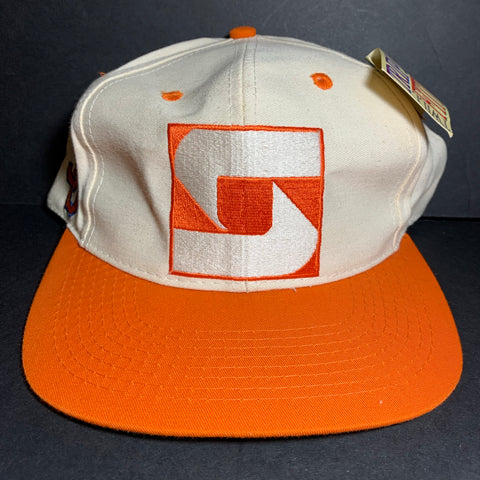 Vintage Syracuse University Fitted Hat 7 1/4