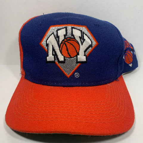 Vintage New York Knicks Snapback by SS