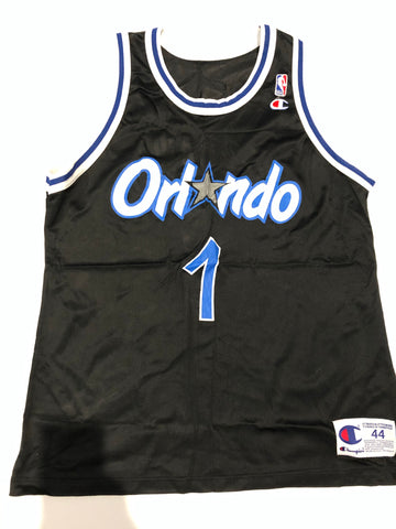 Vintage Orlando Magic Penny Hardaway Champion Jersey 44