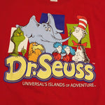 Dr. Seuss Graphic Tshirt sz XL