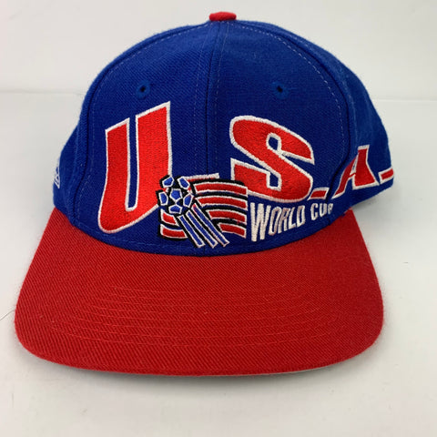 1991 U.S.A World Cup Spellout Snapback