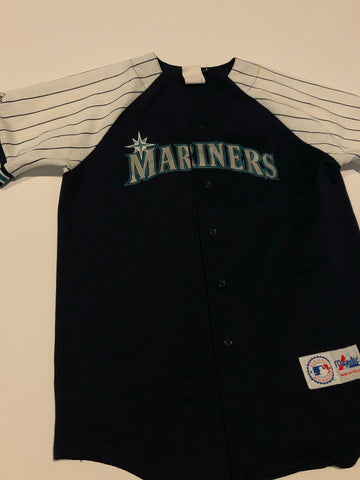 Vintage Seattle Mariners Ken Griffey Jersey size youth xl
