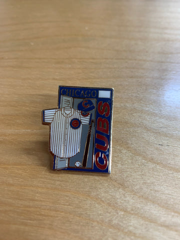 Chicago Cubs Jersey Pin