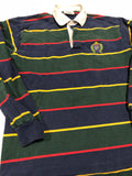 Vintage British Columbia Rugby Polo shirt size xl
