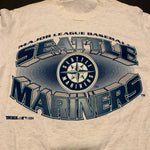 Vintage Seattle Mariners Graphic Tshirt Sz Med