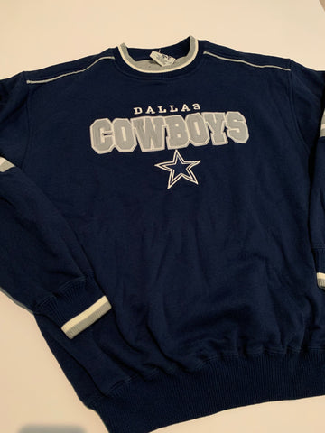 Vintage Dallas Cowboys Lee Sport Sweater size large