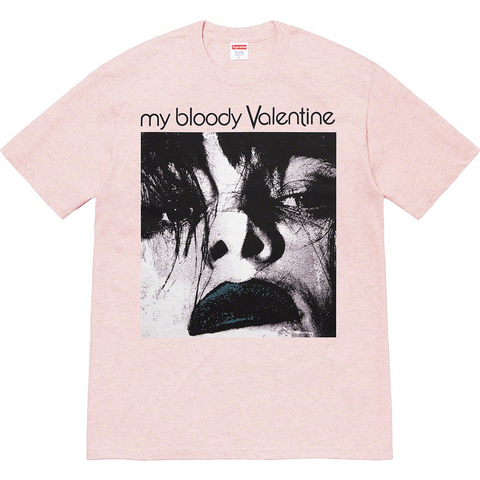 Supreme My Bloody Valentine Feed Me with Your Kiss Tee