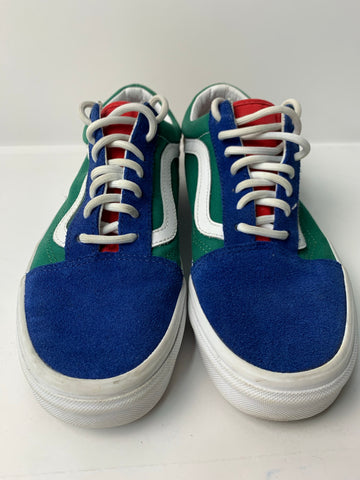 "Vans Old Skool ""Yacht Club"" Size 6"