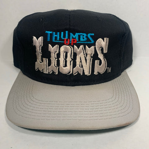 Vintage Thumbs Up Detroit Lions Snapback