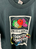 Vintage Country Comfort Music Series Tee Sz XL