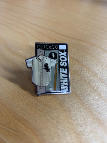 Chicago White Sox Jersey Pin