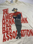 Vintage Garth Brooks American Honk Tonk Bar Association Tee size xl