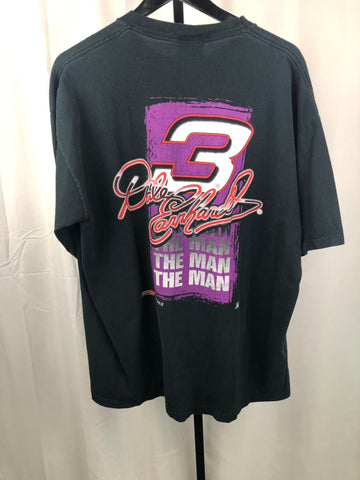 "Vtg Dale Earnhardt ""Gotta be the 3"" tee Sz XL"