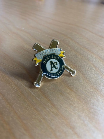Oakland A's Batting Pin