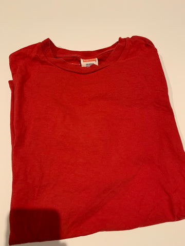 Supreme red blank size medium and xl
