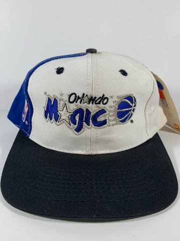 Vintage Orlando Magic Backscript Sports Specialties Snapback