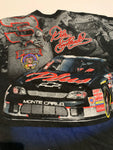 Vintage Dale Earnhardt 50th anniversary All Over Nascar tee size xl