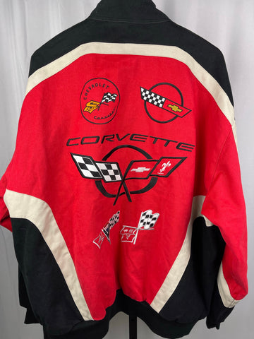 Corvette Racing Style Jacket Fits XL