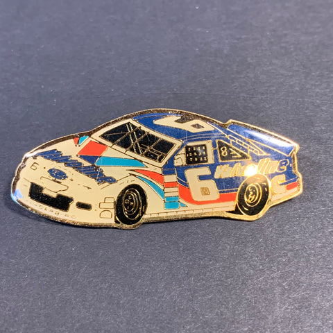 Vintage Mark Martin Valvoline Car Pin