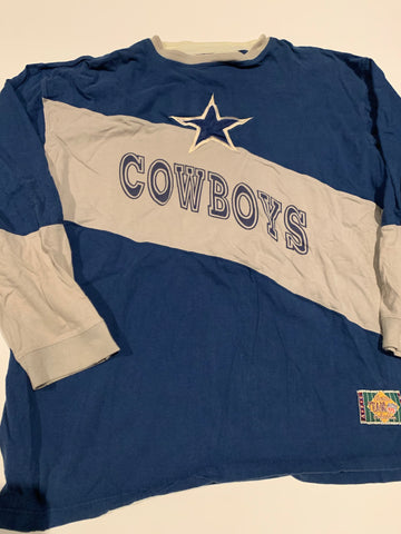 Vintage Dallas Cowboys LS Tee size xl