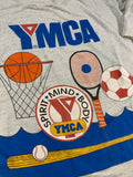 Vintage YMCA shirt size xl