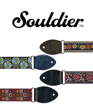 SOULDIER GUITAR STRAPS