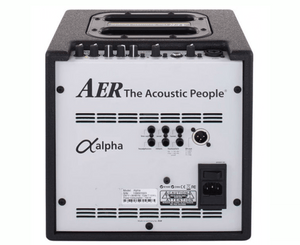 AER Alpha 40W 1x8 Acoustic Guitar Combo Amp Acoustic Guitar Amp AER Amps