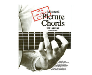Advanced Picture Chords for Guitar by Russ Shipton