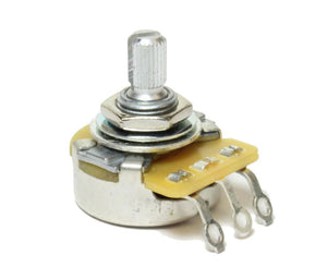CTS 250K Split Shaft Audio Pot Potentiometer