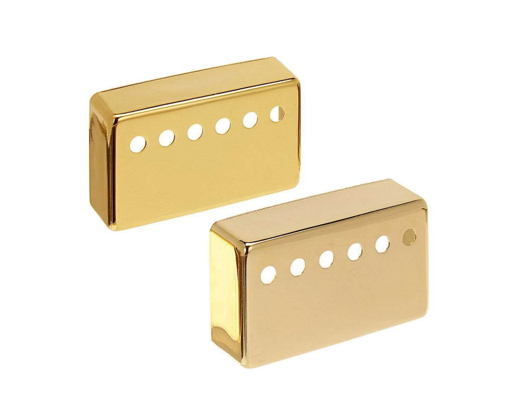 Allparts Gold 49.2mm Humbucking Pickup Cover Set - Megatone Music