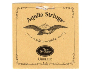 Aquila Corde Soprano Regular Ukulele Strings 4U - Megatone Music