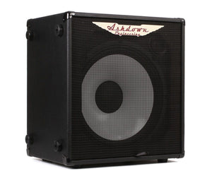 "Ashdown Rootmaster RM115TEVOII-U 300w 1 x 15"" Cabinet - 8 Ohm with Tweeter - Megatone Music"