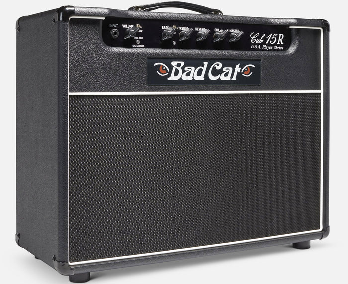 Bad Cat Amps Cub 15R USA Player Series Combo Amp