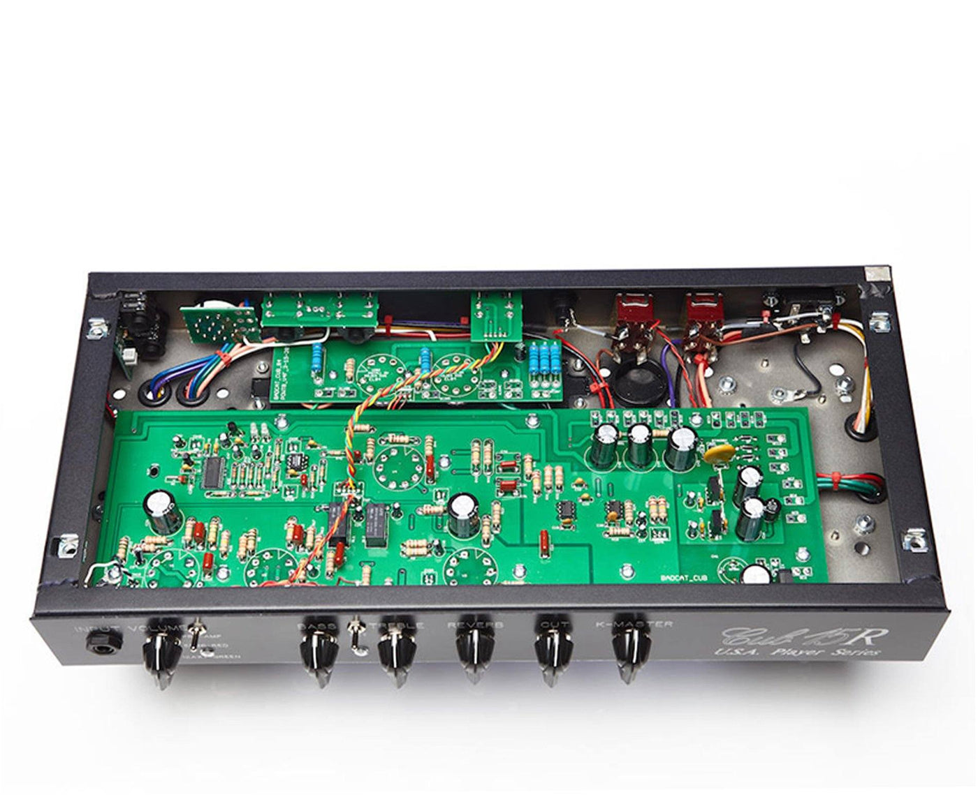 Bad Cat Amps Cub 15R USA Player Series Amplifier Head
