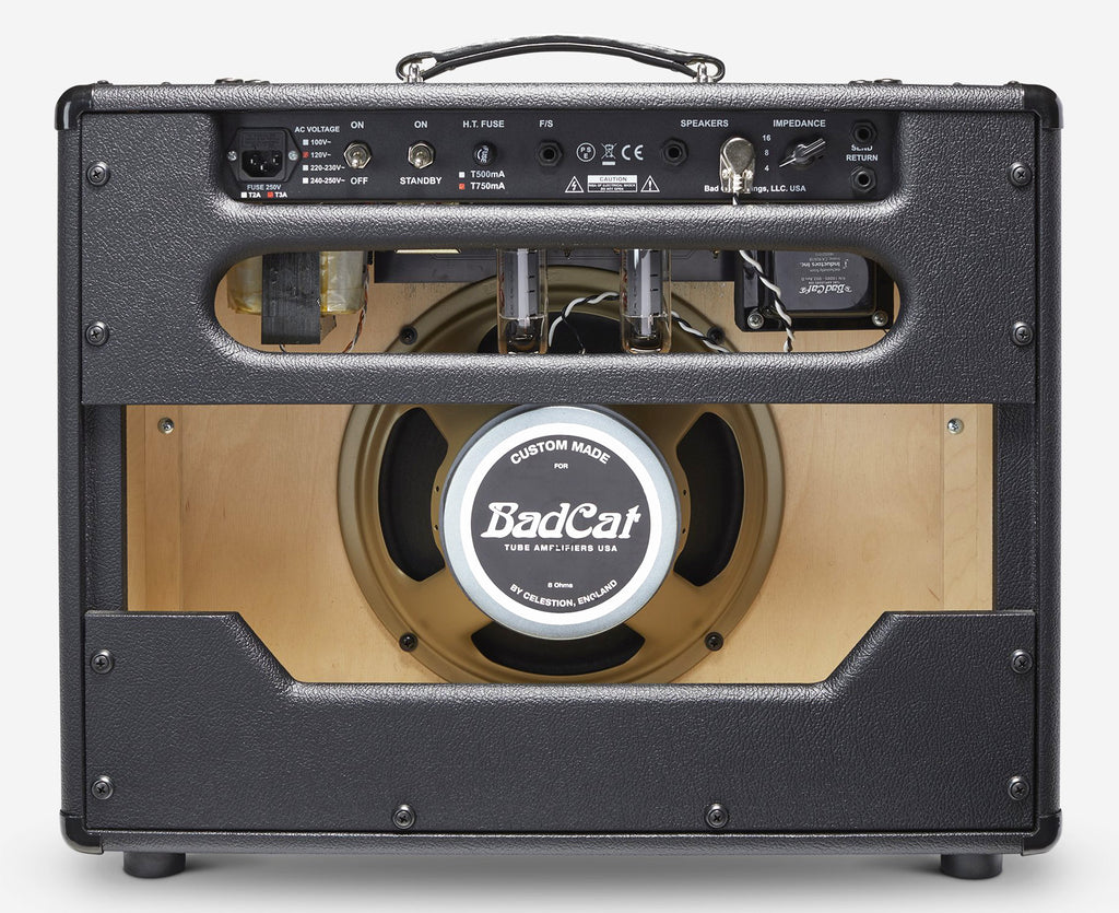 "Bad Cat Cub 40R USA Player Series 1 x 12"" Combo Combo Amps Bad Cat"