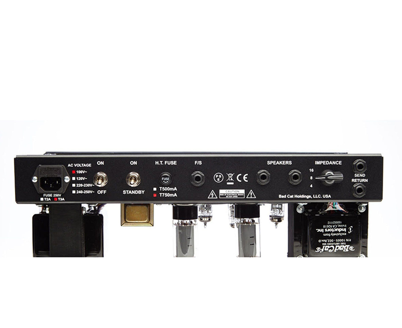 Bad Cat Amps Cub 40R USA Player Series Amplifier Head