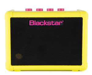 Blackstar FLY3NSEYL Limited Edition FLY3 Amp in Neon Yellow