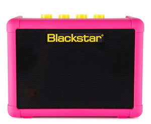 Blackstar FLY3NSPK Limited Edition FLY3 Amp in Neon Pink