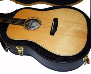 Breedlove American Series D/SRe Acoustic-Electric Guitar in Natural w/OHSC