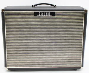 "Tony Bruno 2x12"" Half Open Back Cab with Celestion G12 Alnico Blues - Megatone Music"