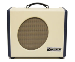"Carr Mercury V 16W 1x12"" Combo Amp in Blue and Cream"