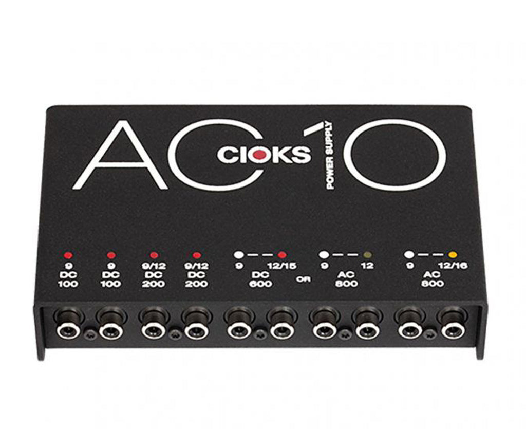 Cioks AC10 Pedal Power Supply