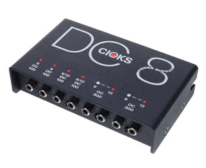 Cioks DC-8 Pedal Power Supply