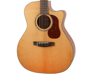 Cort Gold Series Auditorium Cutaway Body with Fishman Flex Blend Electronics - Megatone Music