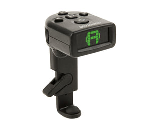 DAddario Micro Violin Tuner in Black