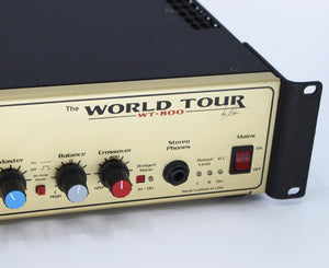 Eden WT800 World Tour Bass Amp Head - Megatone Music