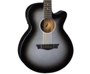 Dean AXS Performer Acoustic-Electric Guitar in Silverburst Acoustic Dean