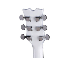 Dean AXS Performer Acoustic-Electric Guitar in Classic White - Megatone Music